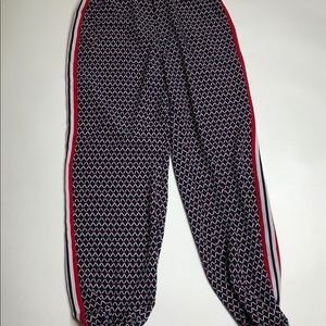 Tommy Hilfiger Joggers Classic Red White Blue   14